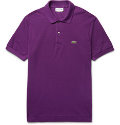 Lacoste - Cotton-Piqué Polo Shirt