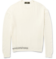 Haider Ackermann - Stitch-Detailed Wool Sweater