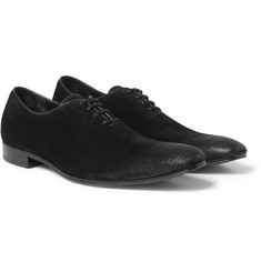 Haider Ackermann - Suede Oxford Shoes