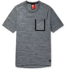 Nike - Mélange Tech Knit T-Shirt