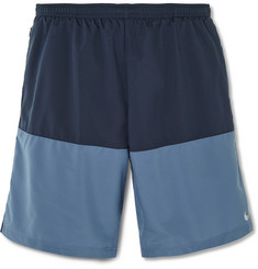 Nike Running Distance Colour-Block Dri-FIT Shorts