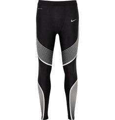 Nike Running Power Speed Printed Dri-FIT Tights
