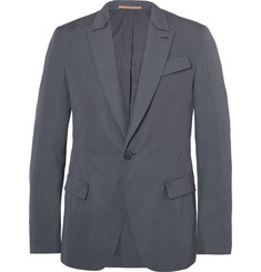 Berluti - Grey Slim-Fit Cotton Blazer