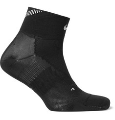 Nike Elite Cushion Quarter Dri-FIT Running Socks