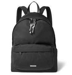 Givenchy Key-Detailed Canvas Backpack