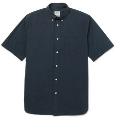 Rag & bone - Button-Down Collar Cotton Shirt