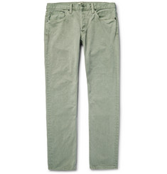 Simon Miller M001 Slim-Fit Painted Denim Jeans