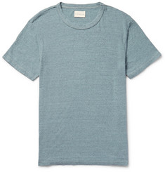 Simon Miller M300 Garcon Slim-Fit Slub Cotton and Silk-Blend Jersey T-Shirt