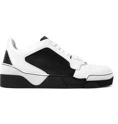 Givenchy Tyson Two-Tone Leather Sneakers