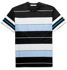 Givenchy Columbian-Fit Striped Cotton T-Shirt