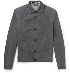 McQ Alexander McQueen Slim-Fit Washed-Cotton Jacket