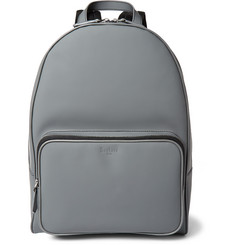 Berluti - Matte-Leather Backpack