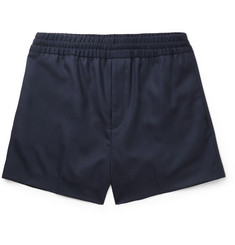 Acne Studios - Ryder Travel Wool-Piqué Shorts