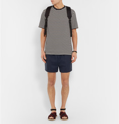 Acne Studios Ryder Travel Wool-Piqué Shorts
