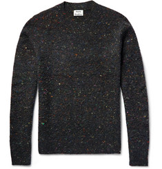 Acne Studios - Peele Donegal Wool-Blend Sweater