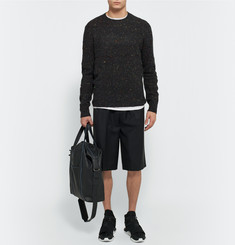 Acne Studios Peele Donegal Wool-Blend Sweater