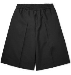 Acne Studios Ryder Wool and Mohair-Blend Bermuda Shorts