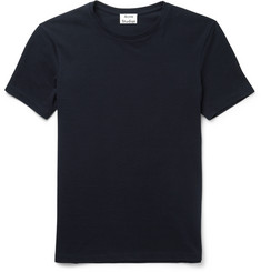 Acne Studios - Eddy Slim-Fit Cotton-Piqué T-Shirt