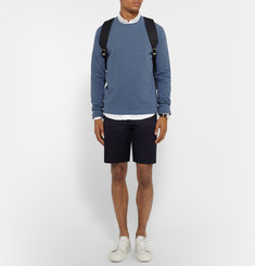 Acne Studios Finn Loopback Cotton-Jersey Sweatshirt