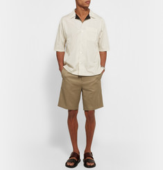 Acne Studios Adrian Cotton-Blend Chino Shorts
