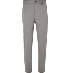 Acne Studios Stan Slim-Fit Cotton-Twill Trousers