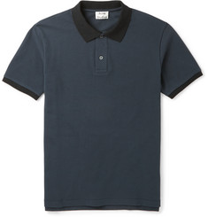 Acne Studios Kolby Slim-Fit Cotton-Piqué Polo Shirt