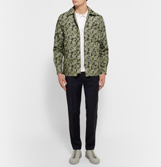 Acne Studios Merick Camouflage-Print Shell Jacket
