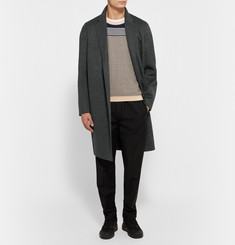 Acne Studios Charles Oversized Wool and Cashmere-Blend Overcoat