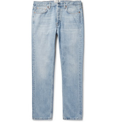 Acne Studios - Van Slim-Fit Tapered Stonewashed Japanese Denim Jeans