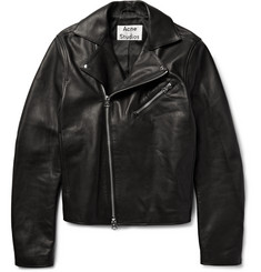 Acne Studios - Gibson Leather Biker Jacket