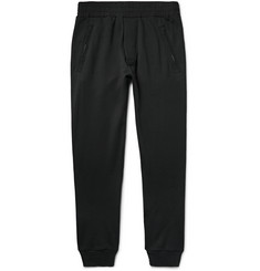 Acne Studios Johna Fleece-Back Cotton-Jersey Sweatpants