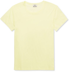 Acne Studios Standard O Cotton T-Shirt