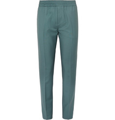 Acne Studios - Ryder Tapered Wool and Mohair-Blend Trousers