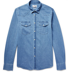 Acne Studios Ewing Slim-Fit Denim Shirt