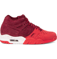 Nike Air Trainer 3 LE Suede High-Top Sneakers