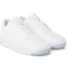 Nike - Air Force 1 Flyknit Sneakers