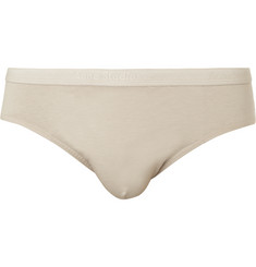 Acne Studios Juergen Pima Cotton Briefs