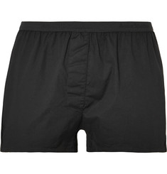 Acne Studios Boxa Stretch-Pima Cotton Boxer Shorts