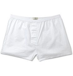 Acne Studios - Boxa Stretch-Pima Cotton Boxer Briefs