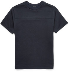 Alexander Wang T by Alexander Wang Perforated Neoprene T-Shirt