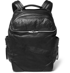 Alexander Wang Wallie Waxed-Leather Backpack