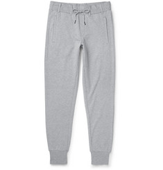 Y-3 - Tapered Cotton-Jersey Sweatpants