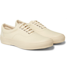 Beams - Nubuck-Trimmed Canvas Sneakers