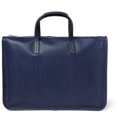 Loewe Toledo Leather Briefcase