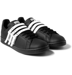 Raf Simons - + adidas Stan Smith Leather Sneakers