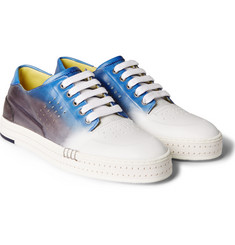 Berluti - Playtime Dégradé Leather Sneakers