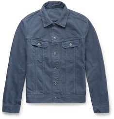 A.P.C. Overdyed Denim Jacket