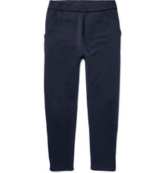 A.P.C. Loopback Cotton-Blend Jersey Sweatpants