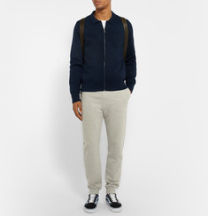A.P.C. Wool Zip-Up Sweater