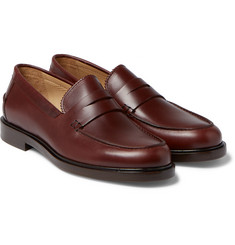 A.P.C. - Leather Penny Loafers